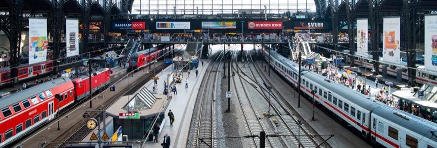 Resa till Hamburg