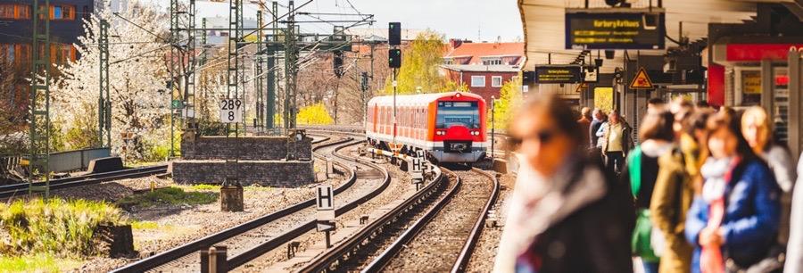 Ta sig runt i Hamburg